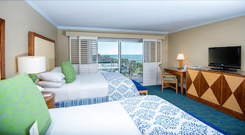 Coastal Gulf View Room