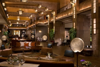 Lobby Lounge at Arizona Biltmore, A Waldorf Astoria Resort in Phoenix