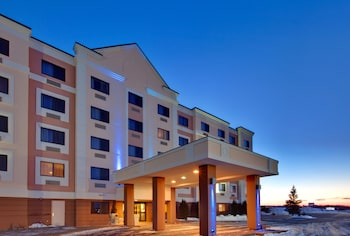 Hotel - Holiday Inn Express Sault Ste. Marie