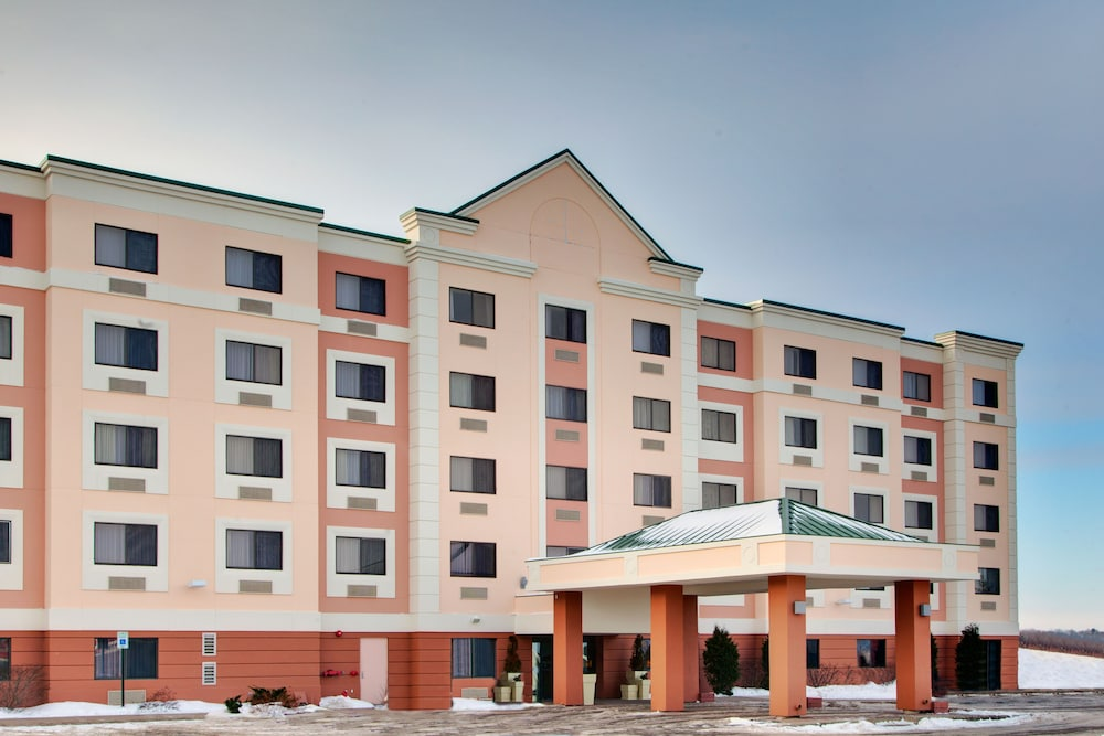 Holiday Inn Express Sault Ste Marie Mi 1171 Riverview Way 49783