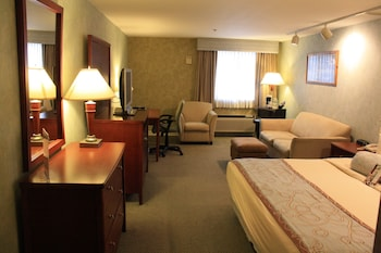 Presidential Deluxe w/King Bed