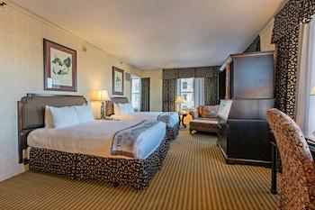 Luxury Room, 2 Double Beds