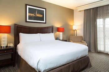 Two Room Conference Suite, 1 King Bed