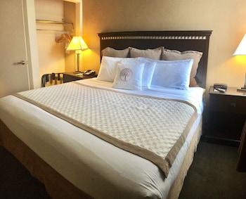 Suite, 1 King Bed, Smoking (One-Bedroom Suite)