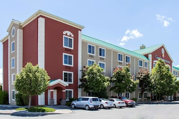 Comfort Inn West Valley Salt Lake City South photo