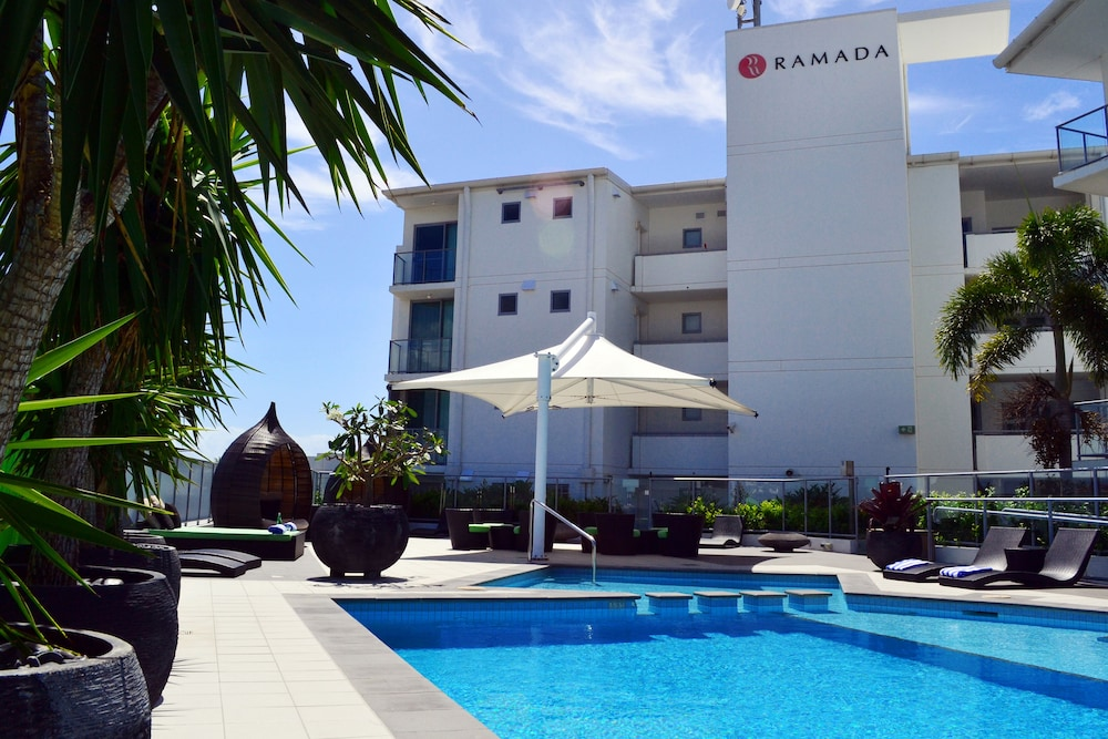 라마다 호텔 앤 스위트 발리나 바이런(Ramada Hotel and Suites Ballina Byron) Hotel Image 23 - Outdoor Pool