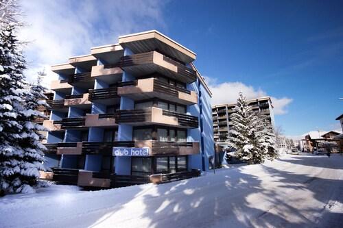 Club Hotel Davos, Prättigau/Davos