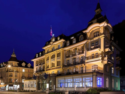 . Hotel Royal St Georges Interlaken MGallery Hotel Collection