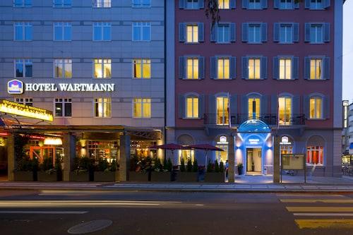 . Hotel Wartmann am Bahnhof