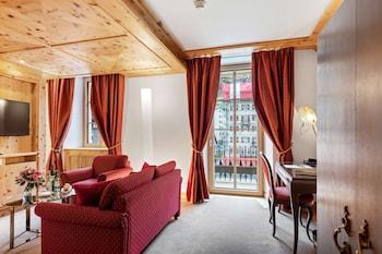Superior Suite, 1 Bedroom (Matterhorn View)