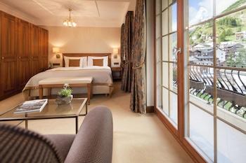 Deluxe Double Room, View (Matterhorn View)