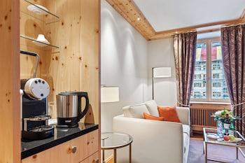 Deluxe Double Room (Matterhorn View)