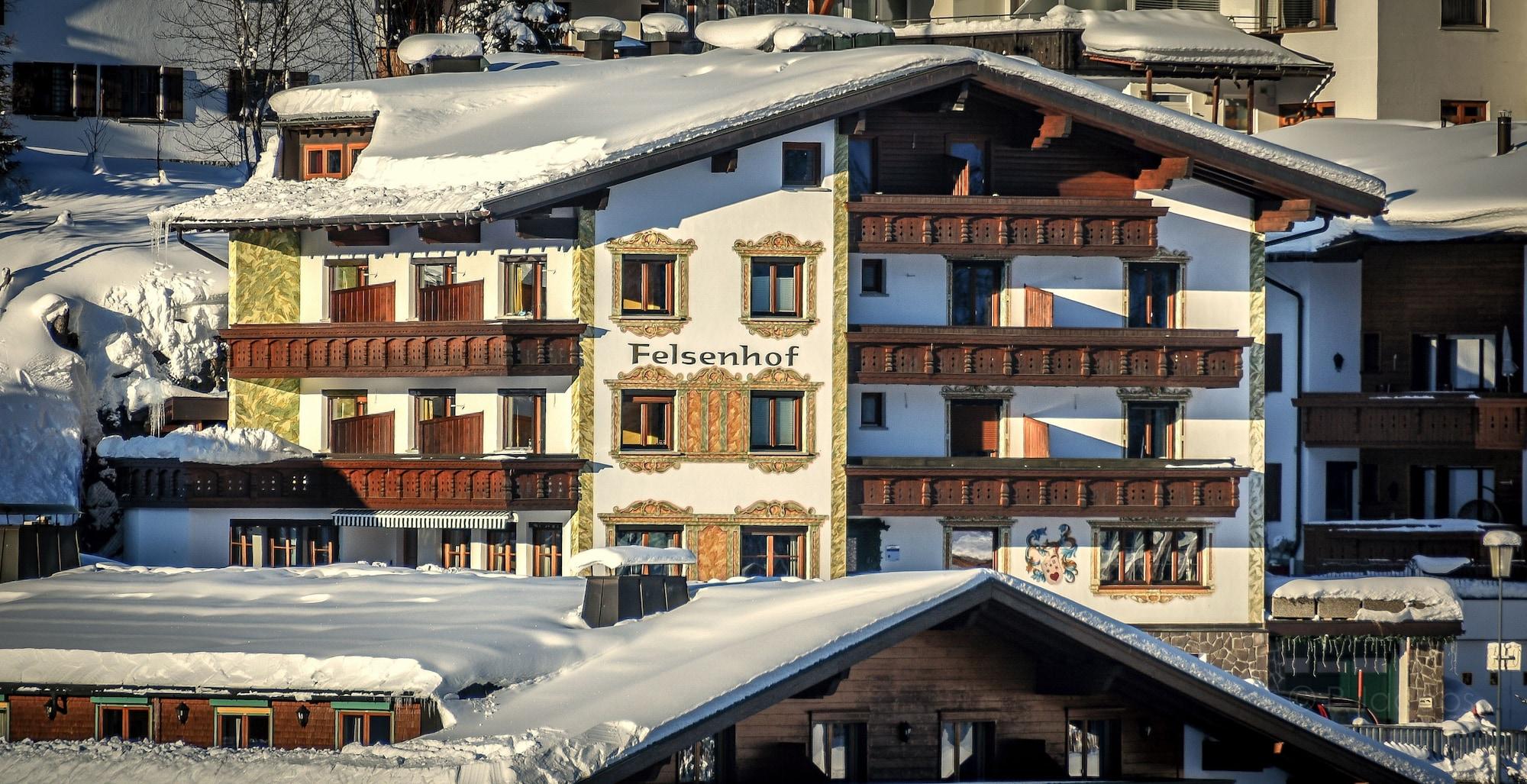 Hotel - Pension Felsenhof, Bludenz