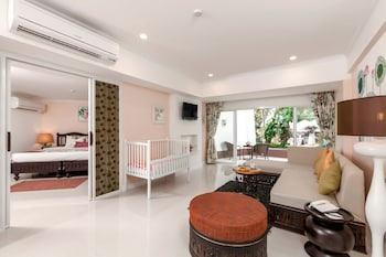 2 Bedroom Family Suite with Terrace