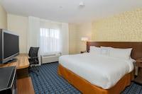 Standard Room, 1 King Bed at Fairfield Inn and Suites by Marriott Las Vegas South in Las Vegas