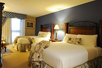 Historic Main Mill, Superior Room, 2 Queen Beds