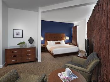 Premium Room, 1 King Bed (Spa Bathroom)
