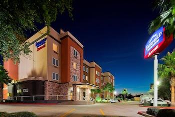 萬豪休斯頓霍比機場 Fairfield Inn & Suites 飯店 Fairfield Inn & Suites by Marriott Houston Hobby Airport.