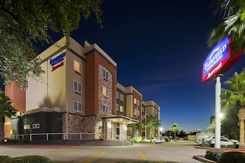 Hotel - Fairfield Inn & Suites by Marriott Houston Hobby Airport.