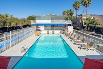 加利福尼亞聖塔芭芭拉 - 斯特街 6 號汽車旅館 Motel 6 Santa Barbara, CA - State Street