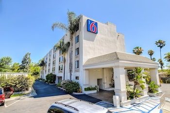 Exterior at Motel 6 San Diego - Hotel Circle - Mission Valley in San Diego