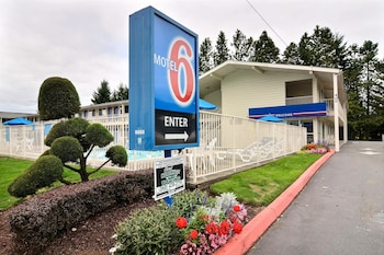 華盛頓塔姆沃特 - 奧林匹亞 6 號汽車旅館 Motel 6 Tumwater, WA - Olympia