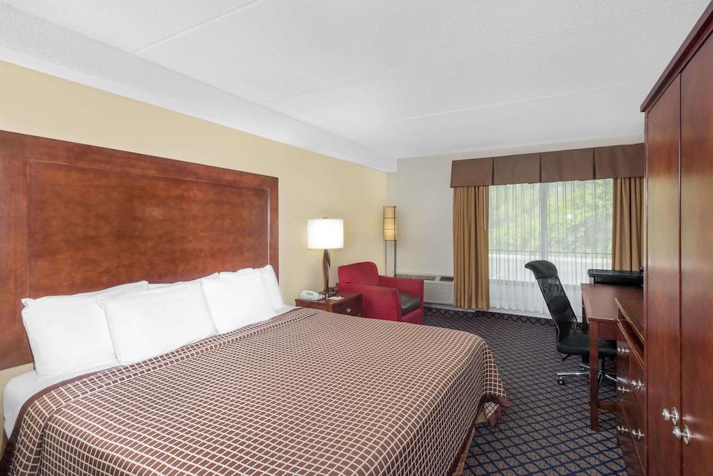 데이즈 인 바이 윈덤 제네바/핑거 레이크스(Days Inn by Wyndham Geneva/Finger Lakes) Hotel Image 19 - Guestroom