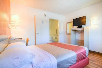 Guestroom at Motel 6 Las Vegas - Boulder Highway in Las Vegas