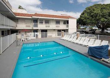 加利福尼亞卡爾斯巴德 - 東 6 號汽車旅館 Motel 6 Carlsbad, CA - East