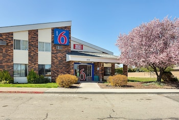 Hotel - Motel 6 Spokane East
