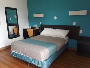 Standard Room, 2 Double Beds, Non Smoking, Refrigerator & Microwave