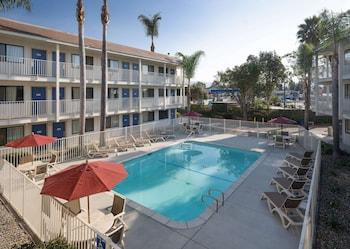 加利福尼亞卡平特里亞 - 聖塔芭芭拉 - 北 6 號汽車旅館 Motel 6 Carpinteria, CA - Santa Barbara - North