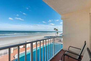 德通納海濱凱藝飯店 Quality Inn Daytona Beach Oceanfront