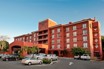Hotel - Courtyard by Marriott Santo Domingo