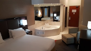 Room, 1 King Bed, Non Smoking (SPA, Whirlpool)