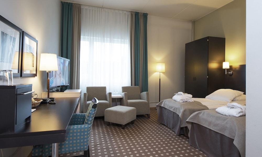 톤 호텔 스키(Thon Hotel Ski) Hotel Image 10 - Guestroom