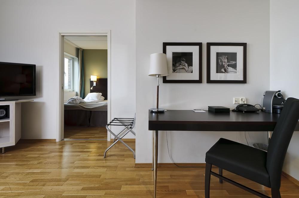 톤 호텔 스키(Thon Hotel Ski) Hotel Image 17 - Guestroom