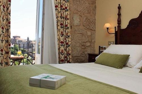 . Hotel Virxe da Cerca by Pousadas de Compostela