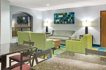 Lobby at Days Inn by Wyndham Dallas Garland West in Garland