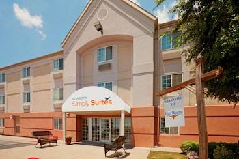 沃思堡索內斯塔簡單套房飯店 Sonesta Simply Suites Fort Worth