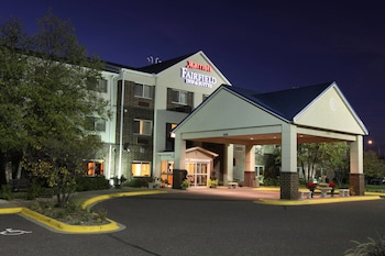 Hotel - Fairfield Inn & Suites Minneapolis St. Paul / Roseville
