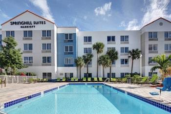 聖露西港萬豪春丘套房飯店 SpringHill Suites Port St. Lucie