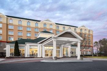 特勒姆機場 - 羅利希爾頓花園飯店 Hilton Garden Inn Raleigh-Durham Airport