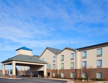 Hotel - Holiday Inn Express & Suites Bourbonnais