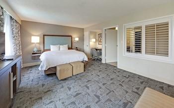 Guestroom at Hampton Inn Myrtle Beach Broadway at the Beach in Myrtle Beach