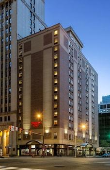 克利夫蘭市中心歡朋飯店 Hampton Inn Cleveland Downtown