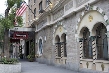 Book The Belvedere Hotel in New York.