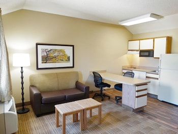Guestroom at Extended Stay America -Orlando-Lake Mary-1040 Greenwood Blvd in Lake Mary