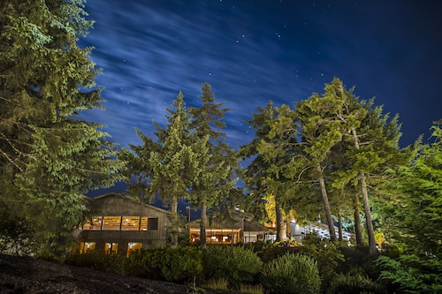 . Salishan Coastal Lodge