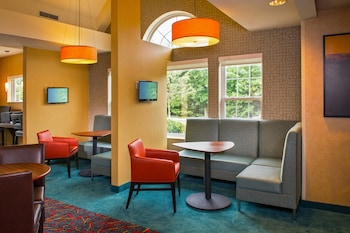 Lobby at Residence Inn By Marriott Columbia in Ellicott City